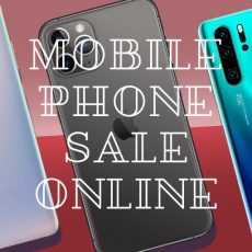 mobile phone sale